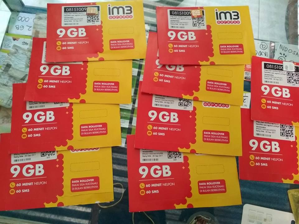 Indosat IM3 23Gb